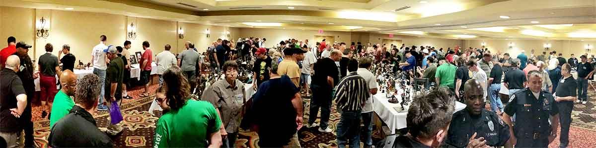 Photo of contest ballroom
