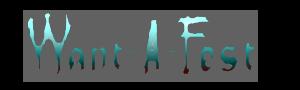 Want-A-Fest logo